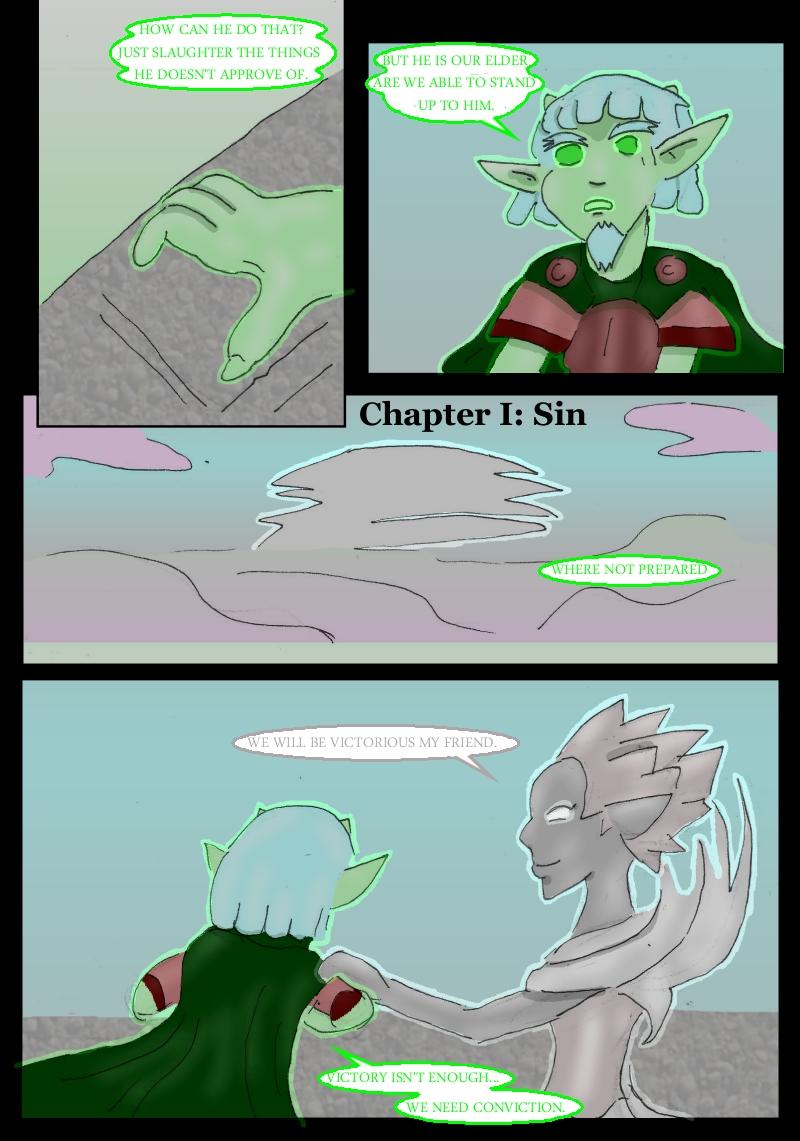 Chapter I: I